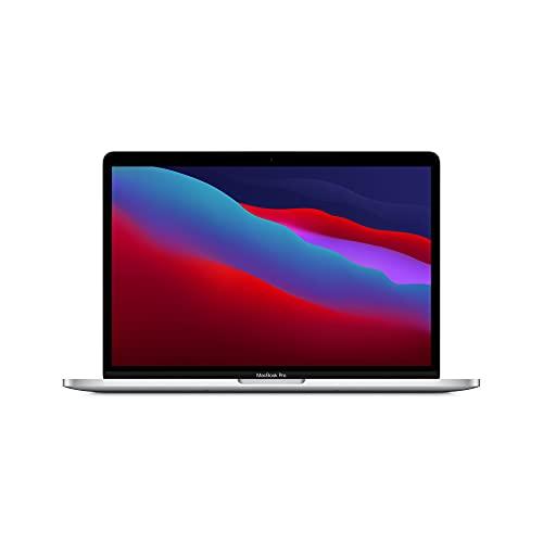 最新 Apple MacBook Pro Apple M1 Chip (13インチPro, 8GB RAM, 256GB SSD) - シルバー