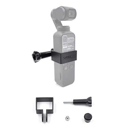 STARTRC OSMOジンバルカメラ拡張ボードブラケット、for DJI OSMO Pocket 用ハンドヘルドジンバル拡張アクセサリ