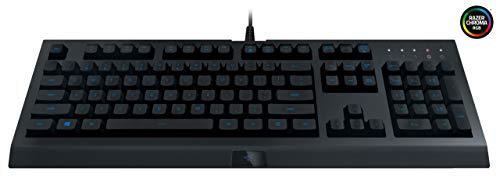 Razer Cynosa Lite Tastiera da Gioco con Illuminazione con RGB Chroma, Completamente Programmabile,...