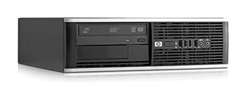 Hp Elite 8300 - Ordenador de sobremesa (Intel Core i5-3470, 8GB...