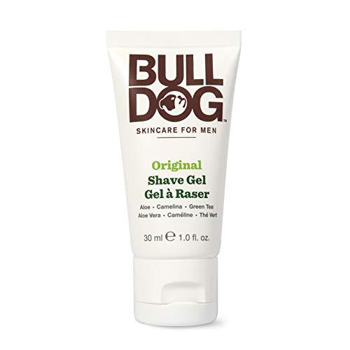 Bulldog - Mini Original Shaving Gel - Gel Rasatura Barba Uomo Formato Viaggio - 30 Ml