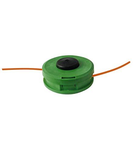 Papillon 8055065 - Testina Universale Batti E Vai 2 Fili Nylon Per Decespugliatori, 3 Mm