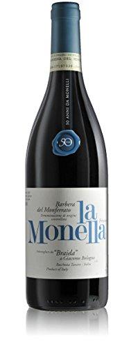 Barbera Del Monferrato D.O.C. La Monella 2018 Braida Rosso Piemonte 14,0%