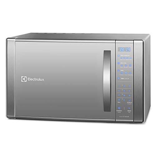 Micro-Ondas Electrolux ME41X com Painel Touch On Glass e Função Grill - 220V