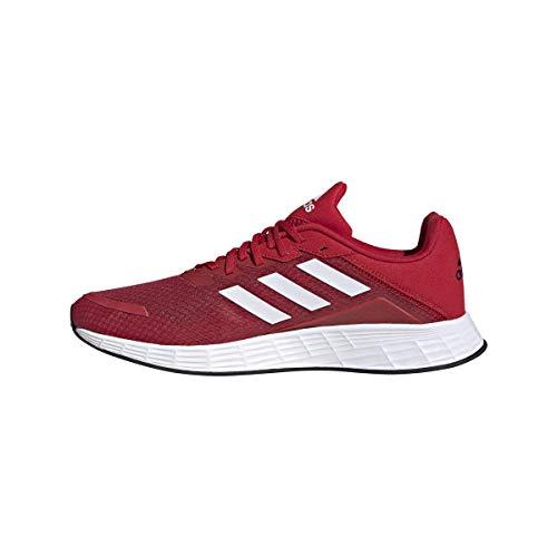 adidas Duramo SL, Zapatillas Hombre, Escarl/FTWBLA/NEGBÁS, 41 1/3 EU