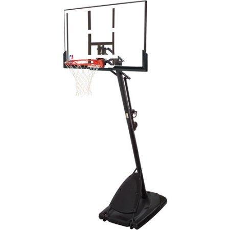 Spalding NBA 54' Polycarbonate Backboard /Model:66673WT
