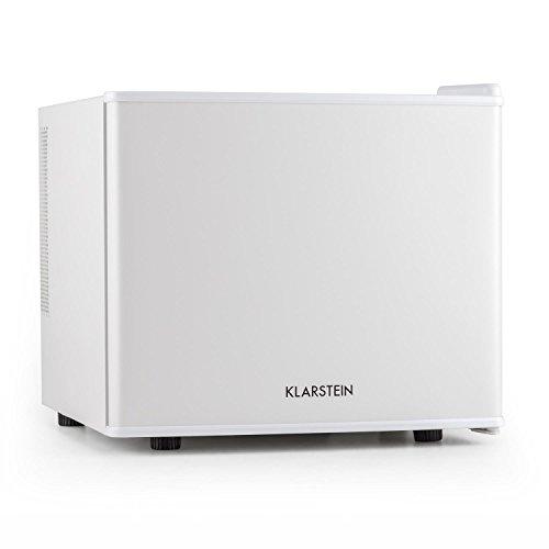 Klarstein Geheimversteck - mini frigo bar, 17 L, ca. 38,5 x 33,5 x 41,5, silenzioso, 38dB, ripiano,...