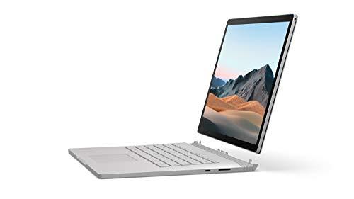 NEW Microsoft Surface Book 3 - 15' Touch-Screen - 10th Gen Intel Core i7 - 16GB Memory - 256GB SSD (Latest Model) - Platinum