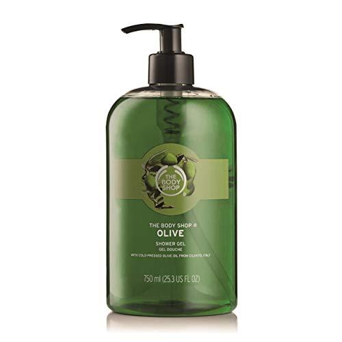 The Body Shop Olive Shower Gel Jumbo, 25.3 Fluid...