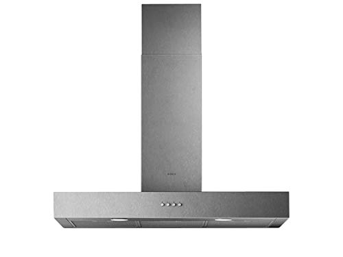 Elica SPOT URBAN ZINC/A/90 - Cappa da cucina aspirante, installazione parete, da 90 cm
