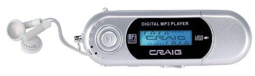 Craig CMP1230F 4 GB MP3 Player with Display
