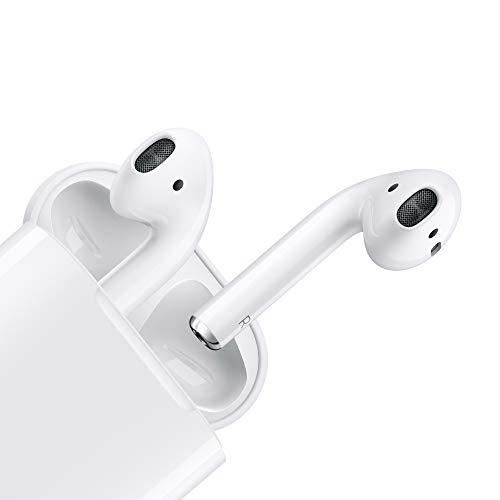 Product Image 1: Apple AirPods con custodia diricarica con cavo (seconda generazione)