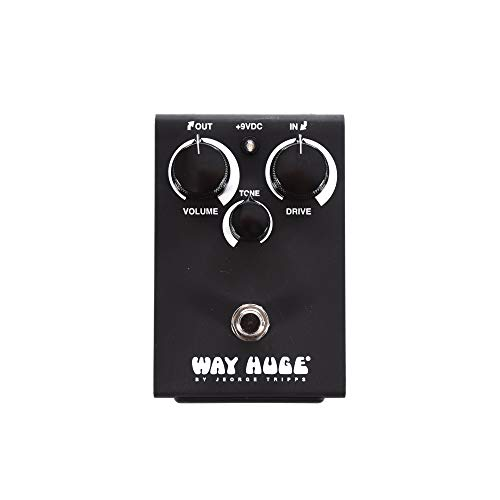 Way Huge WHE205C Saucy Box Special Edition Overdrive Pedal Slate