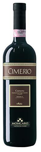 Moncaro Cimerio Conero Docg Riserva Vino Rosso - 750 Ml