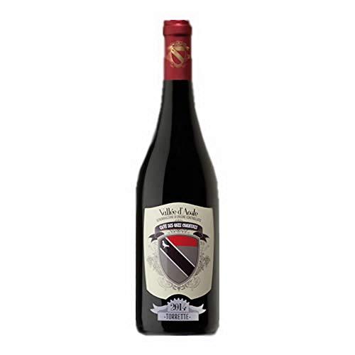 Vino Torrette DOC Valle d'Aosta Cave 11 Communes L 0,375-13,5%