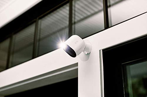 31q5s60bgdL._SL500_ [Bon plan] !  Arlo Pro3 caméra de surveillance Wifi extérieure. caméra IP 2K HDR, rechargeable. Grand angle 160°, Audio Bi-direct...
