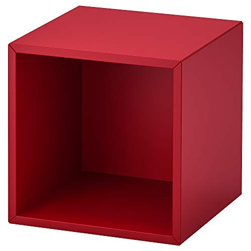 EKET scaffale a parete 35x35x35 cm rosso