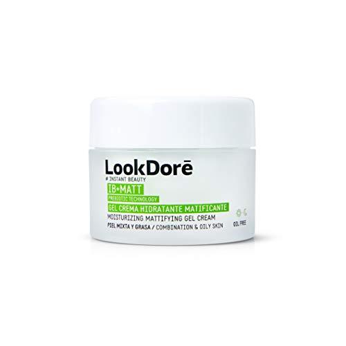 Lookdoré IB+Matt Crema Matificante- Crema Hidratante Piel G