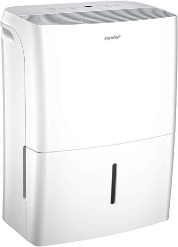 Comfee MDDF-20DEN7-WF - Deshumidificador, 20 L/24 h, tamaño