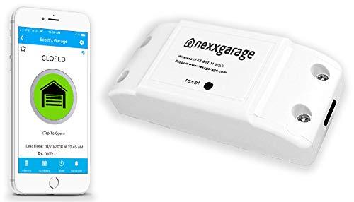 Nexx Smart Wi-Fi Garage Door Opener Review