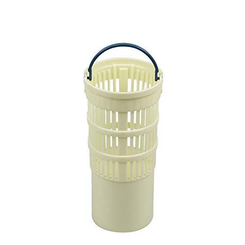 Talea排水栓の水切りゴミ収納器カゴ 流し台バスケット