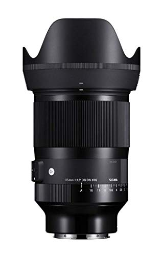 SIGMA 35mm F1.2 DG DN | Art A019 | Leica Lマウント | Full-Size/Large-Format ミラーレス専用