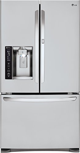 LG LFXS27566S French Door Refrigerator with 27 Cu. Ft....