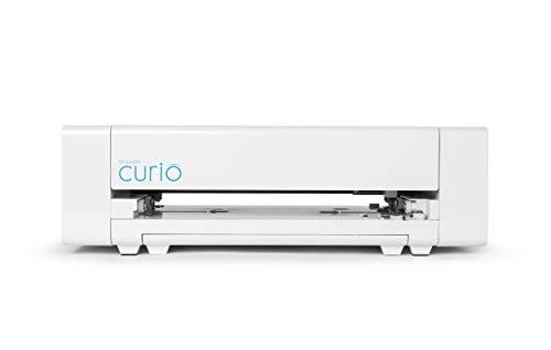 Silhouette America Curio Crafting Printer, 10, White