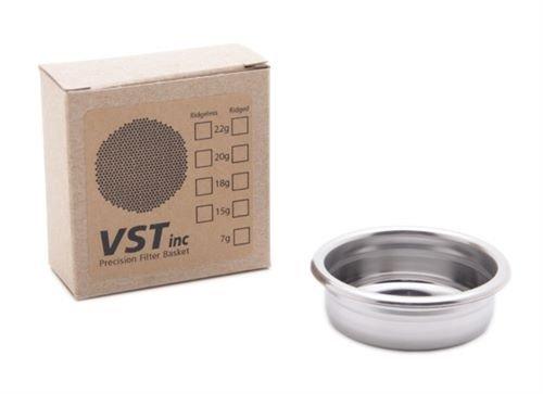 VST 20g フィルターバスケット (業務用エスプレッソマシン用フィルターバスケット)