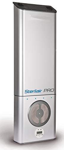 STERILAIR Pro apparecchiatura sterilizzazione dell'aria, che assicura l'eliminazione di tutti i microrganismi incluse le spore Coronavirus – Cura Farma