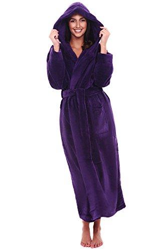 Alexander Del Rossa Women's Plush Fleece...