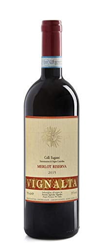 Colli Euganei D.O.C. Merlot Riserva 2015 Vignalta Rosso Veneto 14,0%