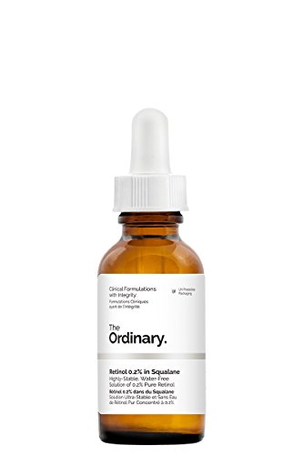 The Ordinary Retinol 0.2% in Squalane - 30ml, reduce the appearances...