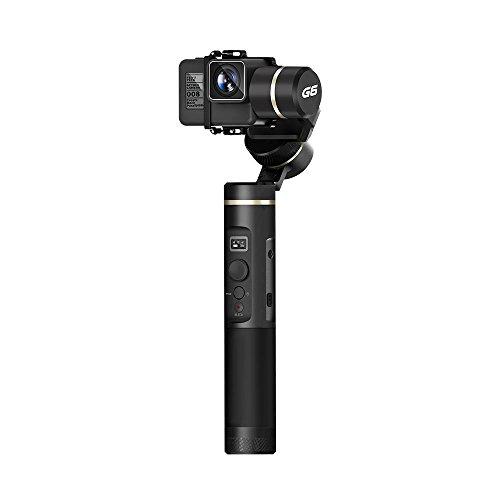 FEIYU TECH (フェイユーテック) G6 3軸ジンバル カメラスタラビザー 生活防水 Gopro Hero 7/6/5 OSMO ACTION アクションカム対応【国内正規品・日本語説明書付き・国内保証1年】