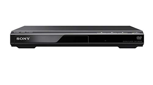 Sony DVPSR210P DVD Player (no HDMI port)