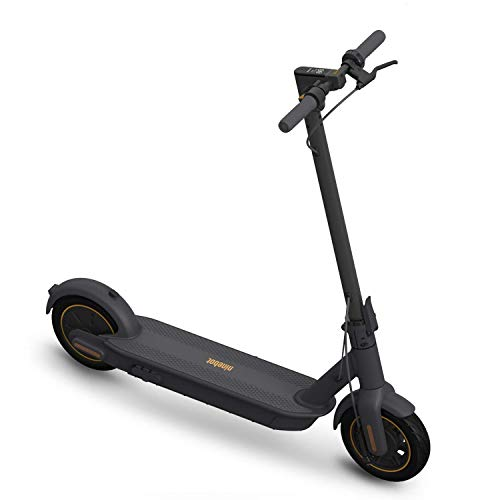 Segway Ninebot MAX Electric Kick Scooter, Max Speed 18.6 MPH, Long-range Battery,...