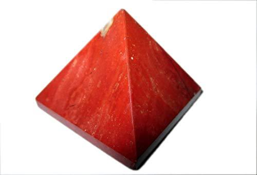 Jet Lovely Red Jasper Pyramid Free Booklet Jet International...