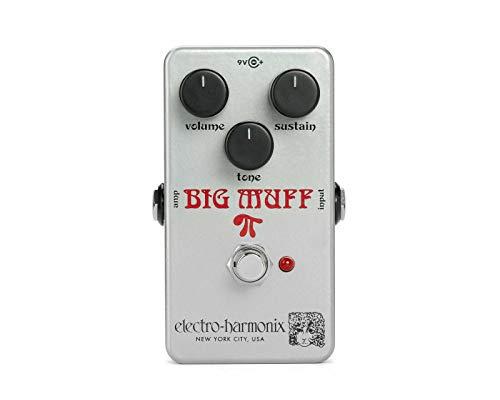 Electro Harmonix Ram's Head Big Muff Pi Distortion Fuzz Sustainer Pedal