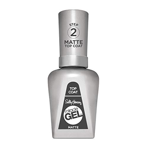 Sally Hansen Miracle Gel Matte Top Coat #102