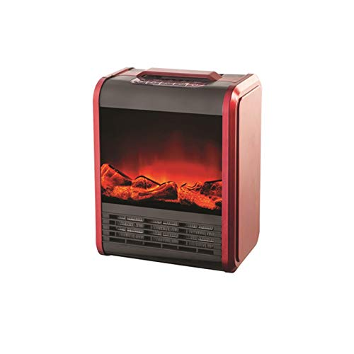 SMQHH Electric Fireplaces,Freestanding Fireplace,Portable Electric...