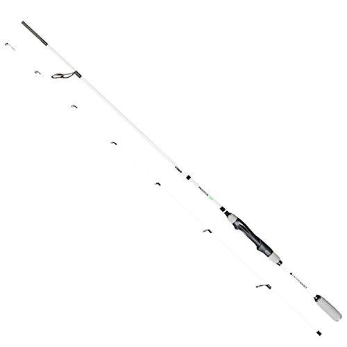 Canna da FISHINGGHOST - Canna da spinning - Canna - Hechtrute - Trasmissione di potenza diretta Per trote, salmerini, persici, walleye, merluzzo, trota di lago, salmone