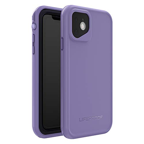 LifeProof FR SERIES Waterproof Case for iPhone 11 - VIOLET VENDETTA (SWEET LAVENDER/ASTER PURPLE)