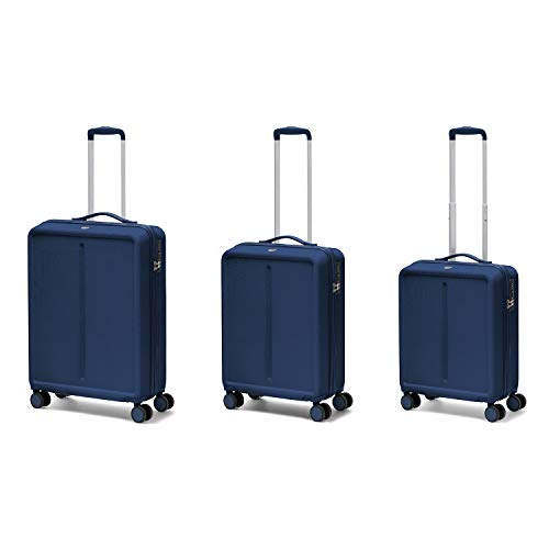 Ciak Roncato Set 3 Trolley, 76 cm, Blu Navy