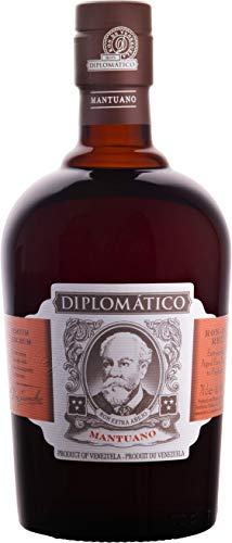 Diplomatico Diplomático Mantuano Ron Extra Añejo 40% Vol.