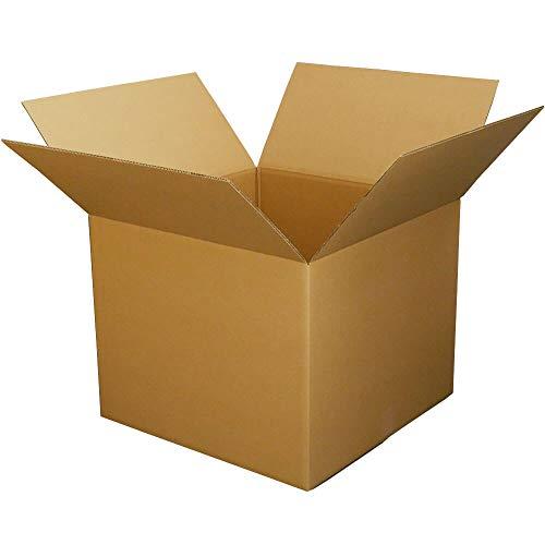 ボックスバンク ダンボール 160サイズ 5枚セット【55×55×40cm】引っ越し 段ボール箱 EMS FD22-0001