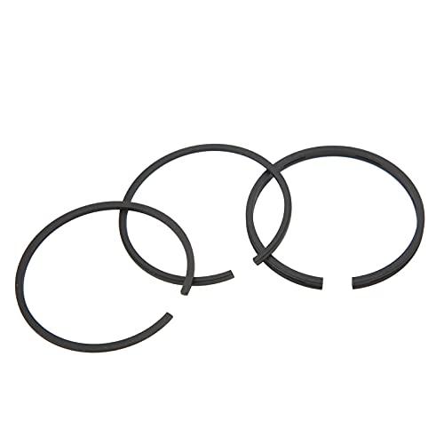 YWBL-WH Set di Fasce Elastiche del Compressore d'Aria Guarnizione del Cilindro del Cilindro Pneumatico Misura di Ricambio (47 Mm)