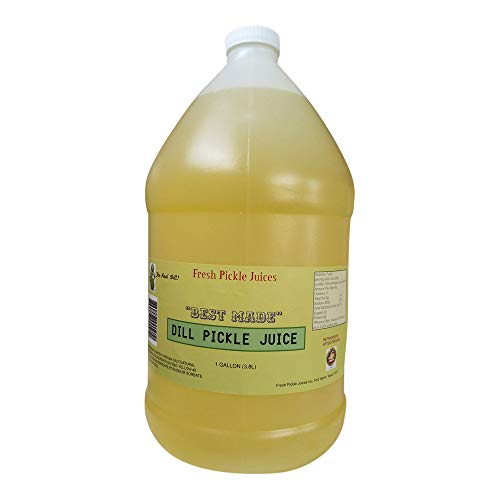 Fresh Pickle Juices Dill Juice 1 Gallon