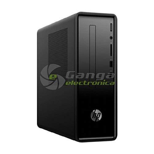 HP Slimline 290-a0025ns - AMD A6-9225 - 8GB - 512GB SSD - Negro - Mini...