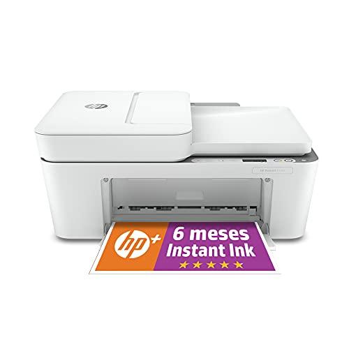 Impresora Multifunción HP DeskJet 4120e - 6 meses de impresión...