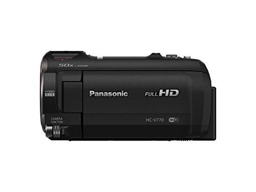 Panasonic Full HD Video Camera Camcorder...